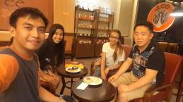 lounged at J.Co