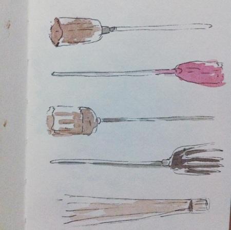 Brooms Panes