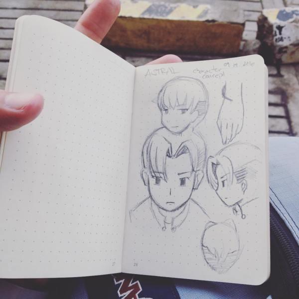 lucky-sketch