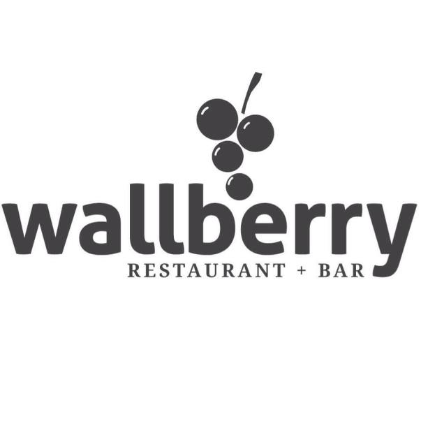 THE WALLBERRY LOGO