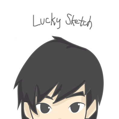 Lucky's Sketch