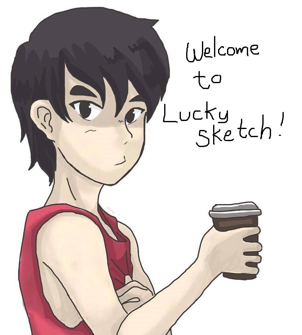 Lucky Sketch