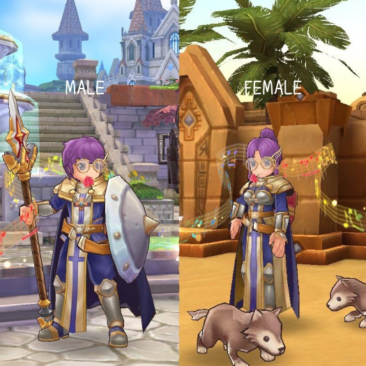 Ragnarok M Eternal Love: One Time Gender Change Magic