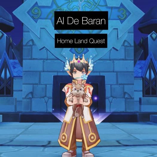 Ragnarok M Eternal Love: Al De Baran Homeland Quest – Lucky Sketch